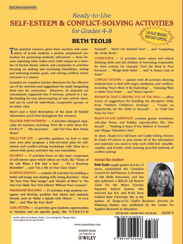 Teolis RTU Self-Esteem & Conflict Sol rtu 485