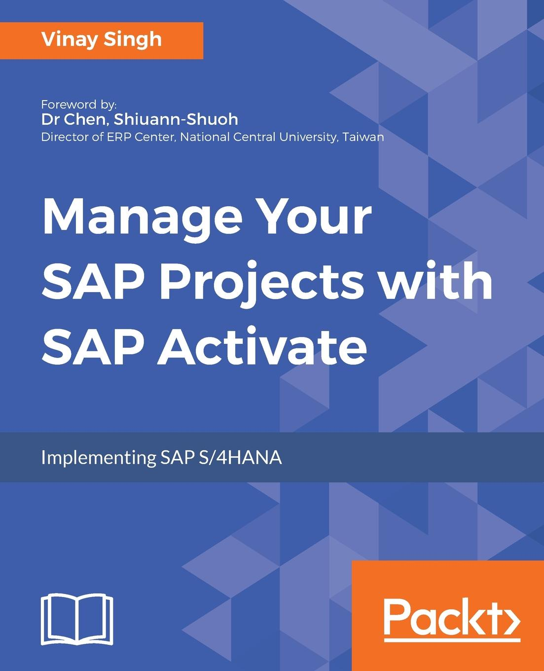 Vinay Singh Manage Your SAP Projects with SAP Activate orient sap 02