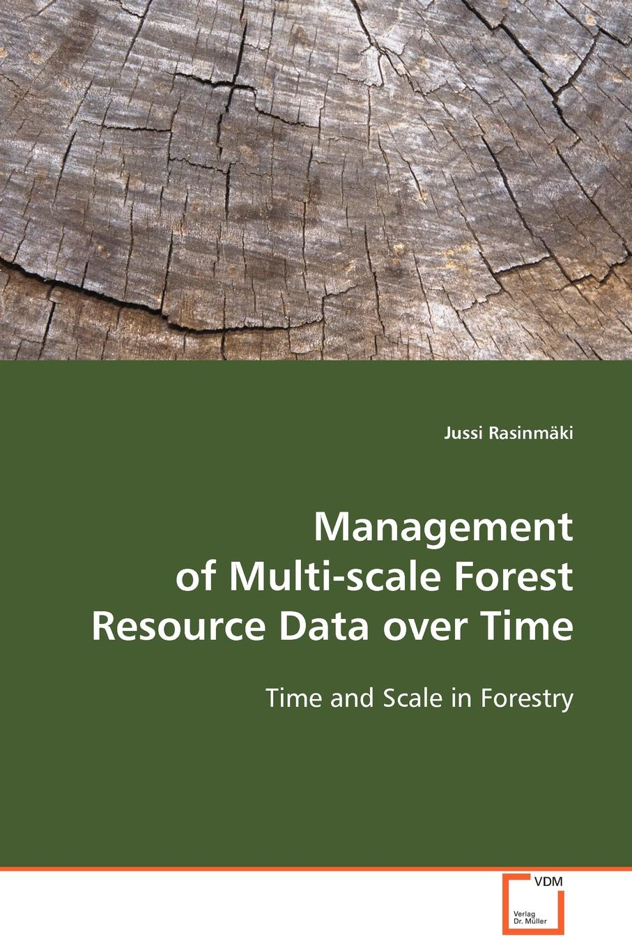 Jussi Rasinmäki Management of Multi-scale Forest Resource Data over Time forest resource use by adjacent communities of mau forest complex