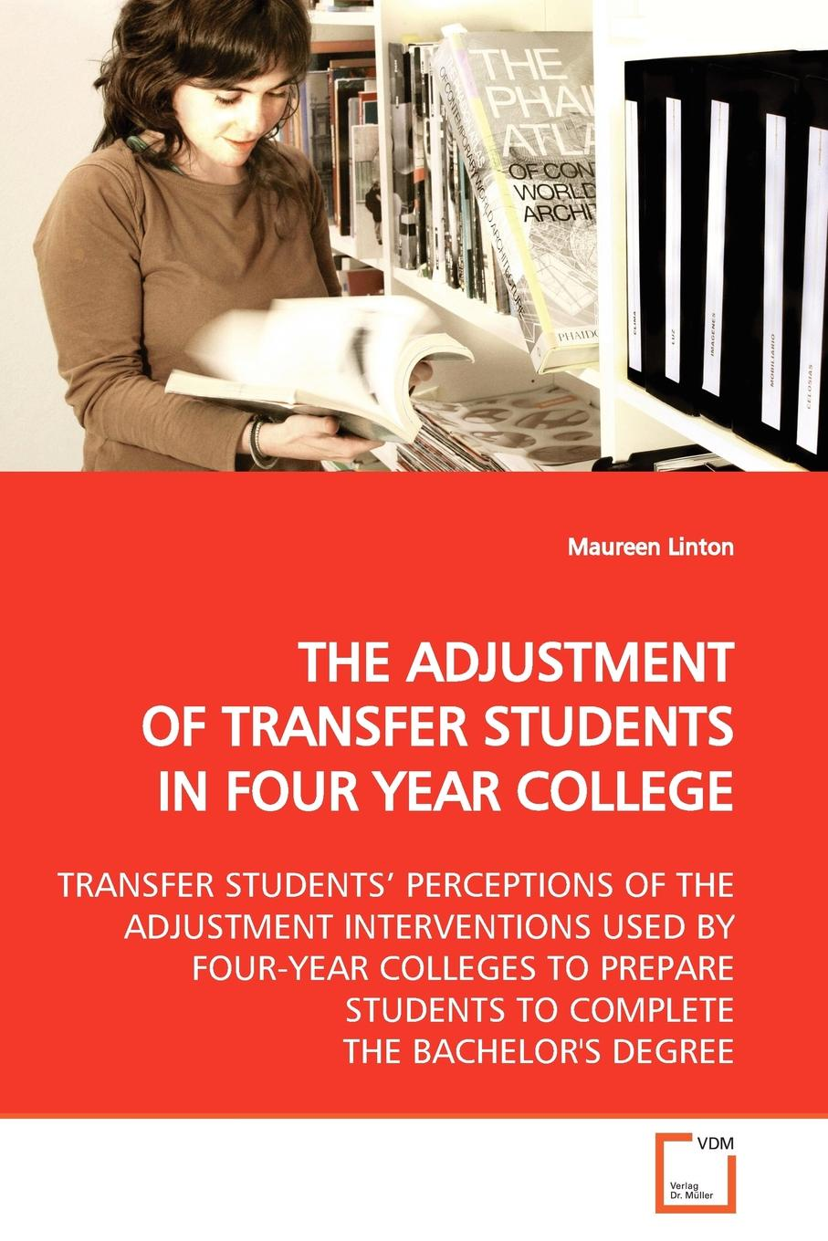 Maureen Linton The Adjustment of Transfer Students in Four Year College psychological adjustment of bangladeshi students at iiu malaysia