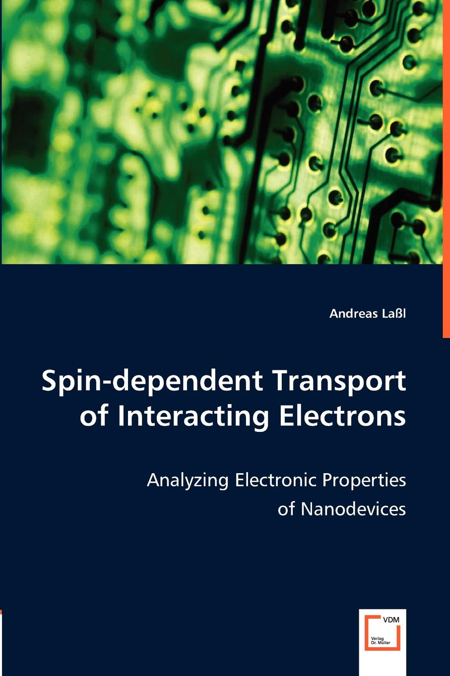 Andreas Laßl Spin-dependent Transport of Interacting Electrons