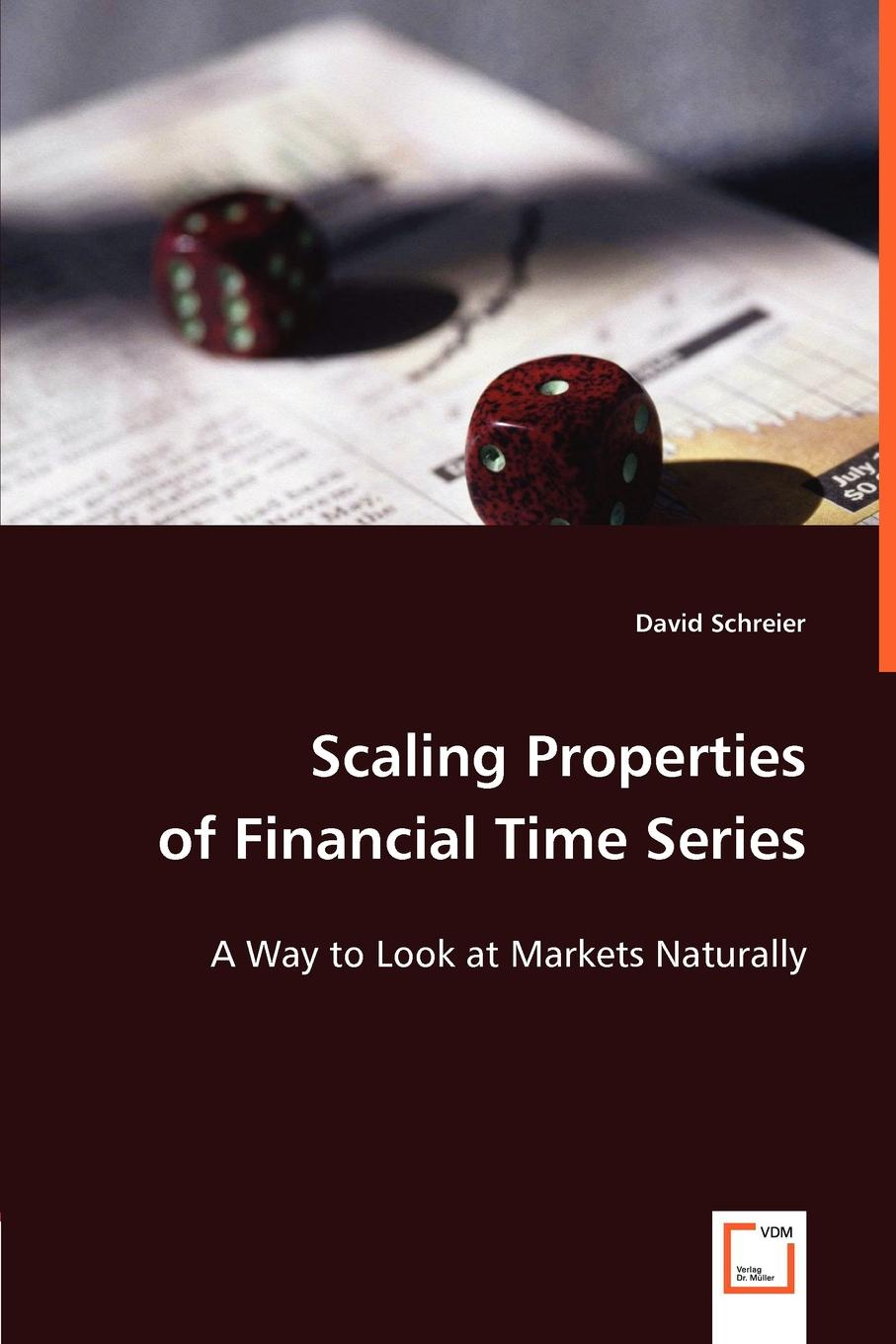 "Scaling Properties of Financial Time Series Книга""Scaling Properties of Financial Time Series""...."