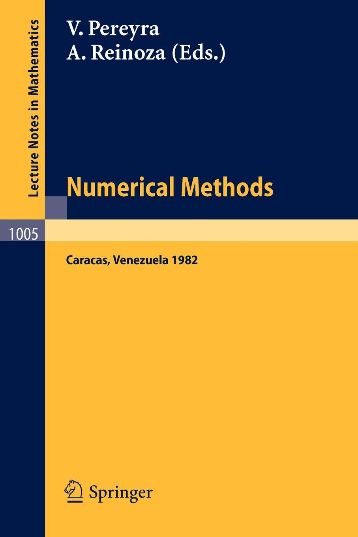 Numerical Methods. Proceedings of the International Workshop Held at Caracas, June 14-18, 1982 proceedings of the v legislative xml workshop