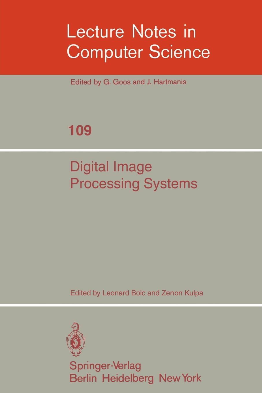 цены Digital Image Processing Systems. Proceedings