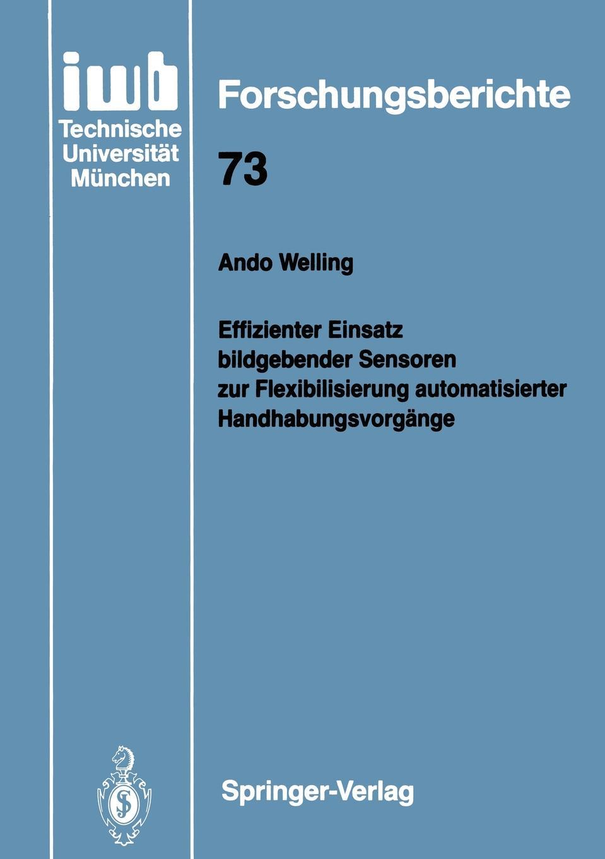 Фото - Ando Welling Effizienter Einsatz bildgebender Sensoren zur Flexibilisierung automatisierter Handhabungsvorgange ando