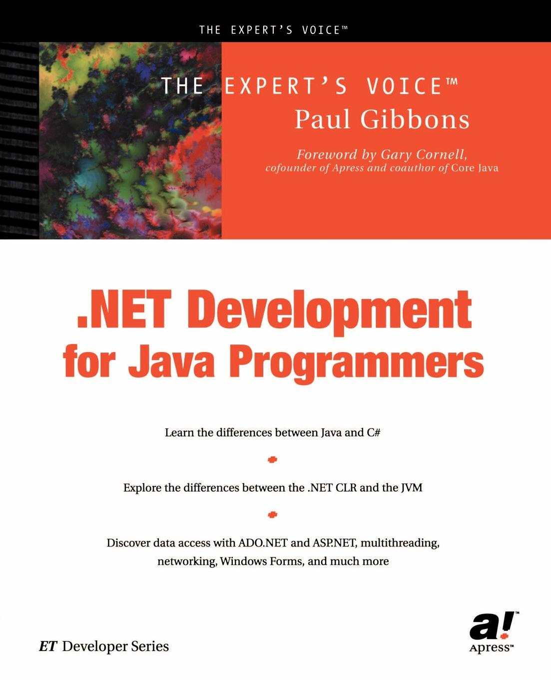 цена Paul Gibbons .Net Development for Java Programmers