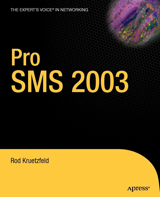 Rod Kruetzfeld Pro SMS 2003 samsung sms
