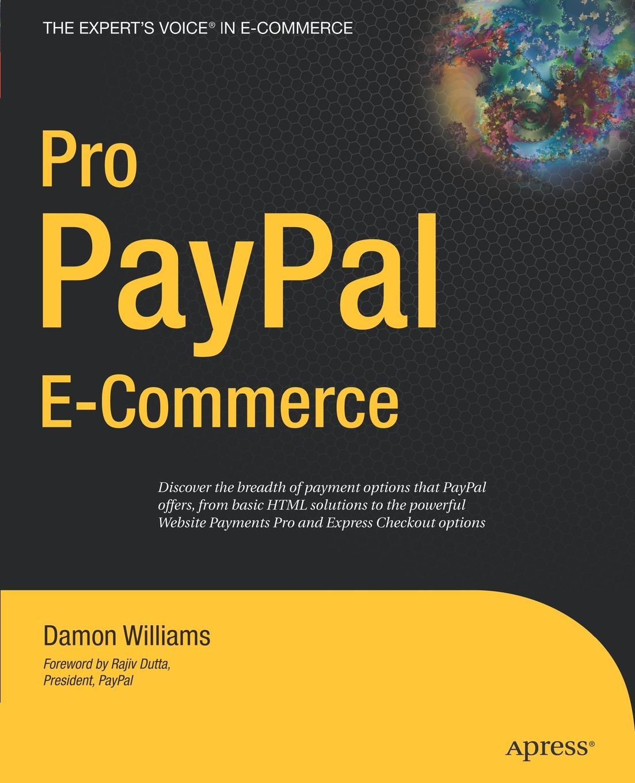 Damon Williams Pro PayPal E-Commerce