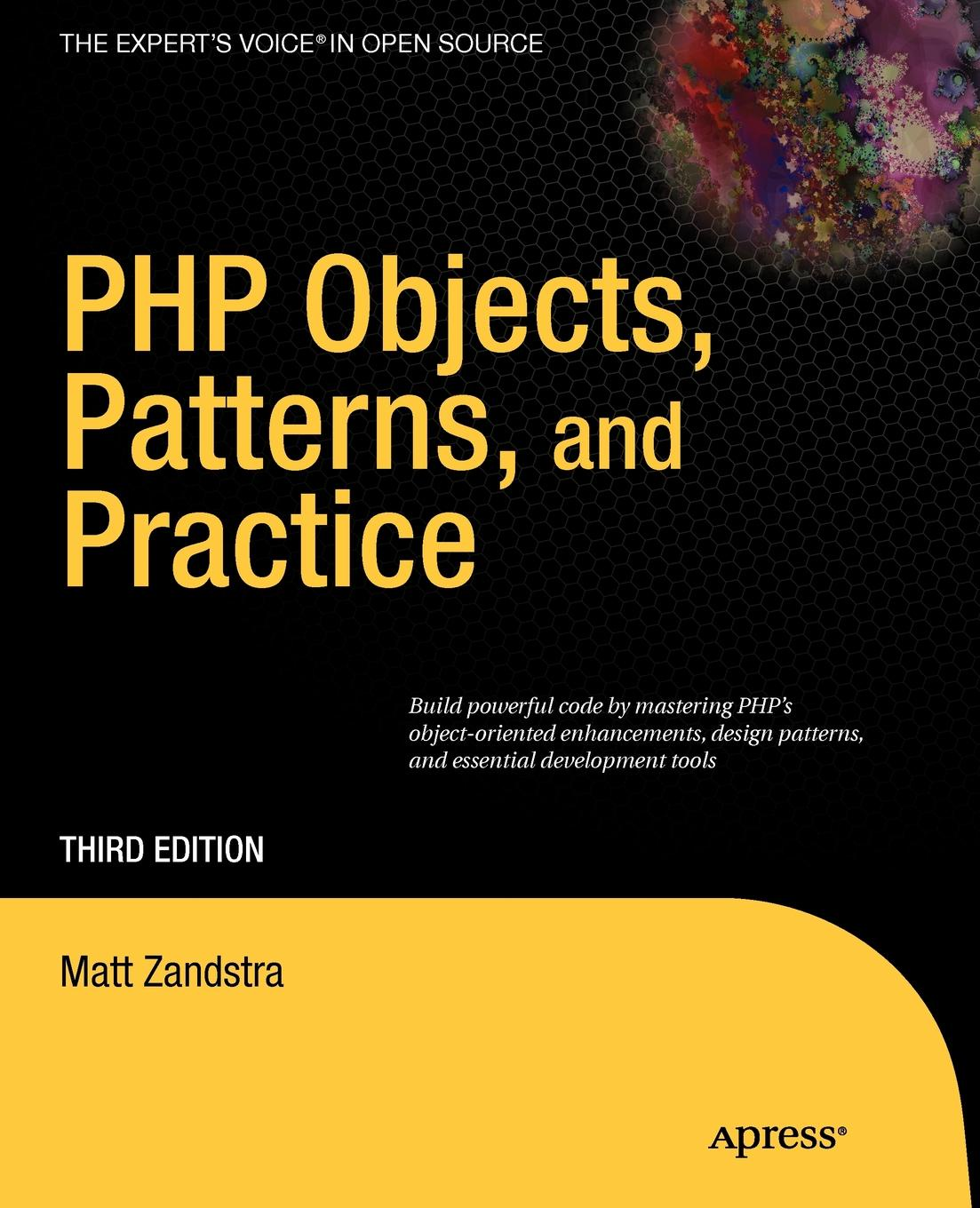 Matt Zandstra PHP Objects, Patterns, and Practice аудиокниги php
