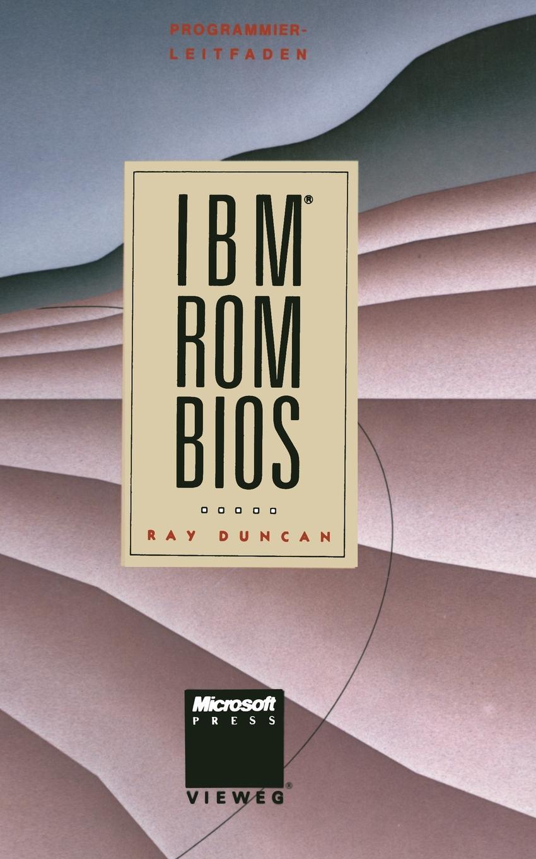 Peter Riswick Programmierleitfaden IBM ROM BIOS