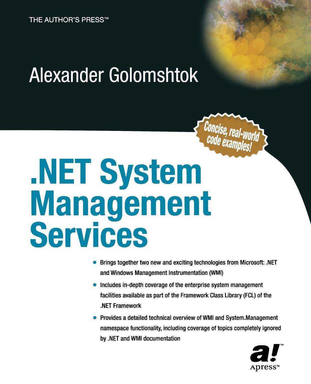 лучшая цена Alexander Golomshtok .NET System Management Services
