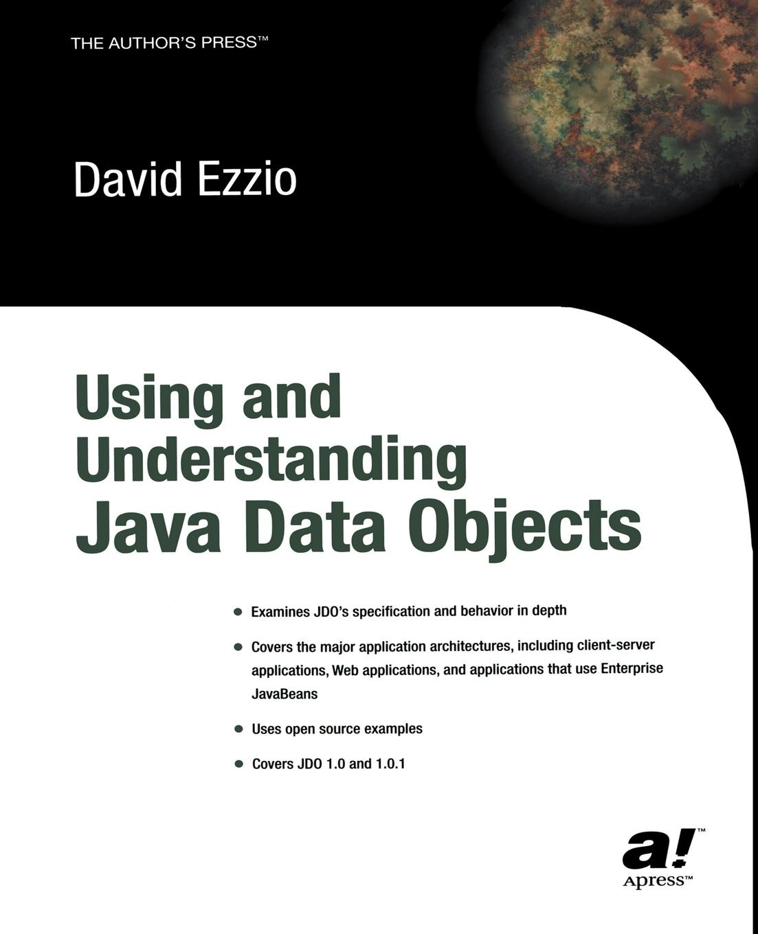 David Ezzio, D. Ezzio Using and Understanding Java Data Objects все цены
