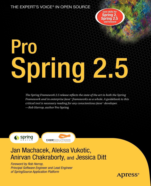 Jan Machacek, Aleksa Vukotic, Anirvan Chakraborty Pro Spring 2.5