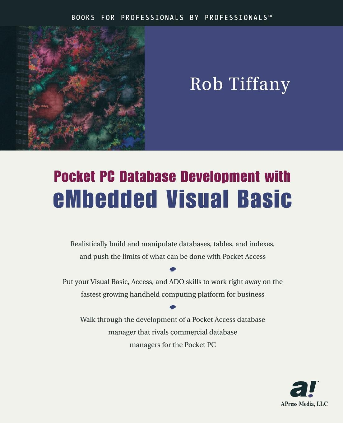 Фото - Rob Tiffany Pocket PC Database Development with Embedded Visual Basic module stm8a discovery include 2 boards stm8 development board embedded st link v2 can lin