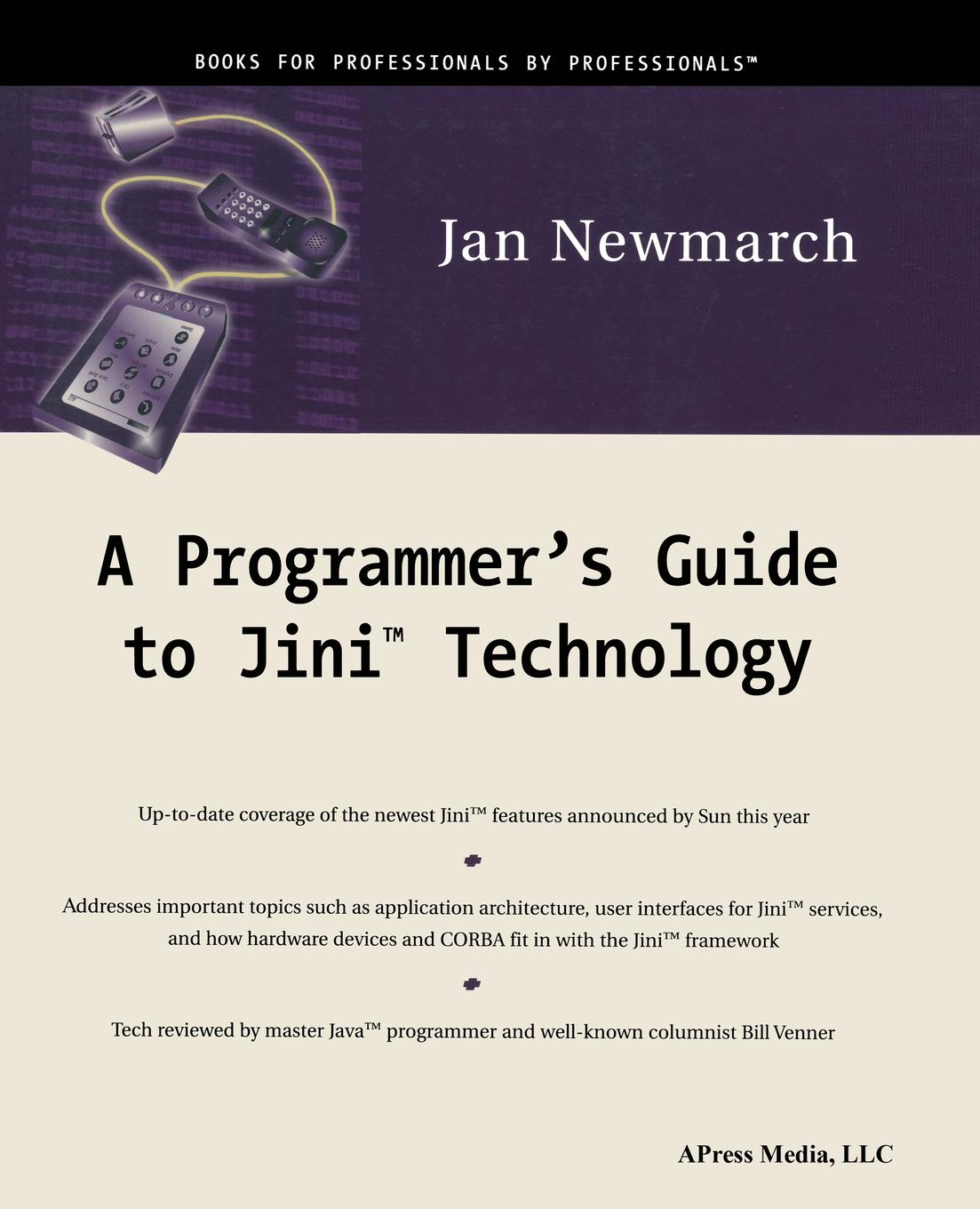 Jan Newmarch A Programmer's Guide to Jini. Technology jan yager phd jan yager tthe fast track guide to speaking in public