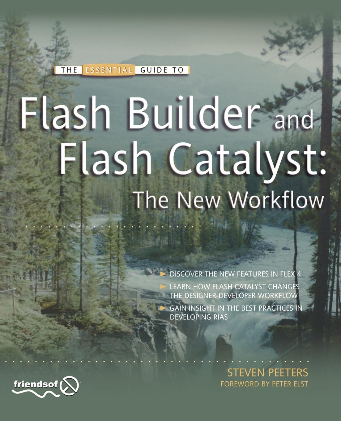 Steven Peeters Flash Builder and Flash Catalyst. The New Workflow flash
