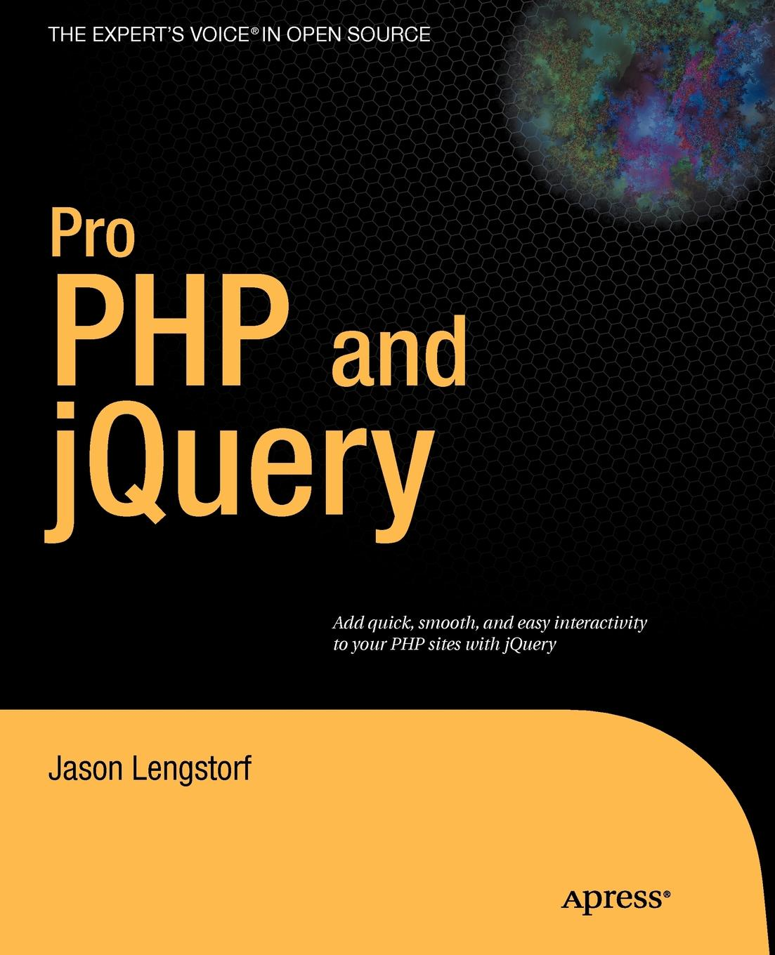 Jason Lengstorf Pro PHP and jQuery
