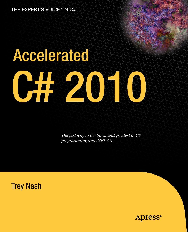 Trey Nash Accelerated C# 2010 trey songz trey songz trigga