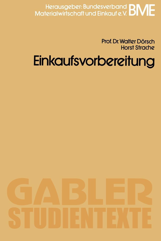 """Einkaufsvorbereitung Книга""""Einkaufsvorbereitung""""...."""