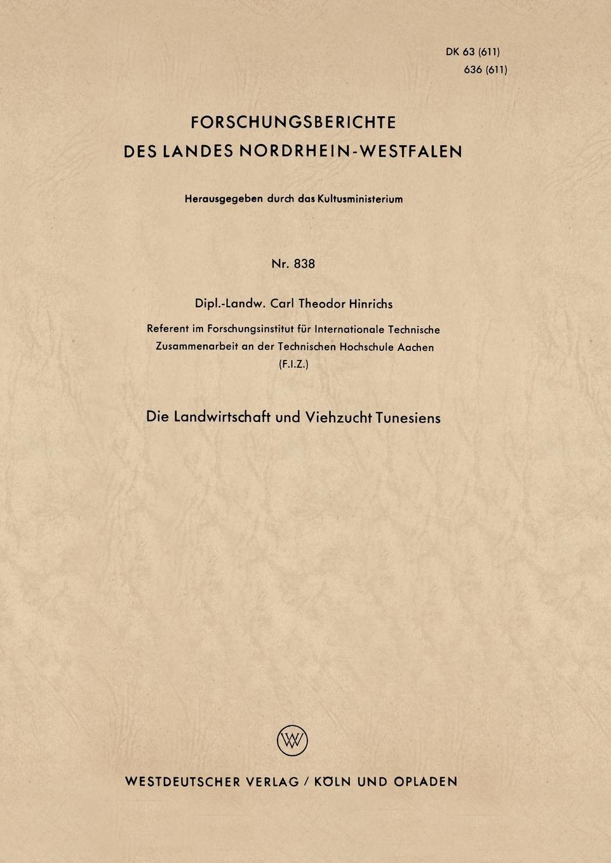 Carl-Theodor Hinrichs Die Landwirtschaft Und Viehzucht Tunesiens joshi abhay okologische landwirtschaft und vermarktung in indien