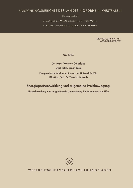 Hans-Werner Oberlack Energiepreisentwicklung Und Allgemeine Preisbewegung. Einzeldarstellung Und Vergleichende Untersuchung Fur Europa Und Die USA tim sprissler hugo chavez und die usa