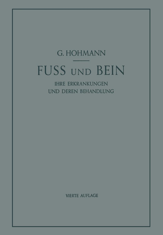 Georg Hohmann Fuss Und Bein. Ihre Erkrankungen Und Deren Behandlung телеприставка tv via internet iptv stb 400 bein