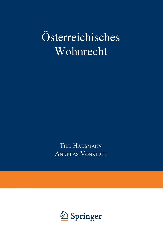 Osterreichisches Wohnrecht. Kommentar Mrg Und Weg цены онлайн