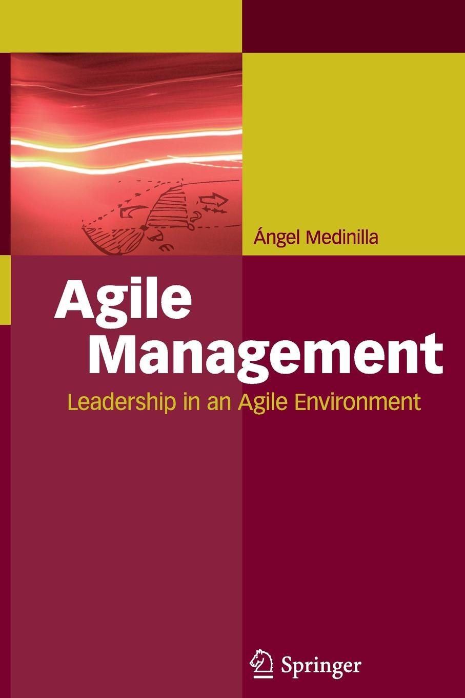 Ángel Medinilla Agile Management. Leadership in an Agile Environment steven ostermiller j agile project management for dummies