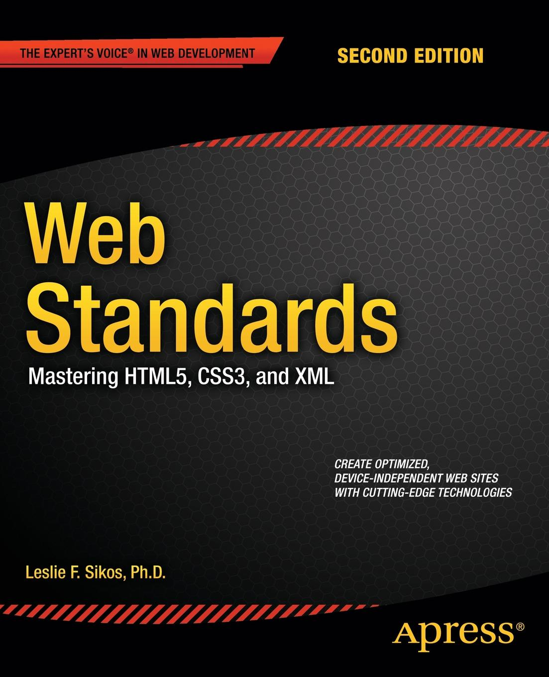 Leslie Sikos Web Standards. Mastering HTML5, CSS3, and XML sitemap xml