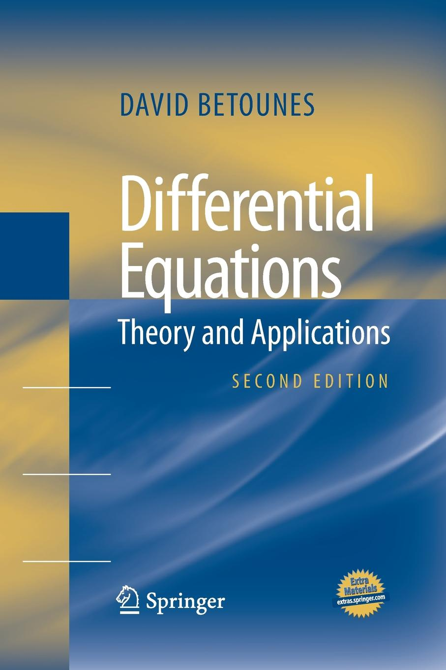 цены на David Betounes Differential Equations. Theory and Applications  в интернет-магазинах