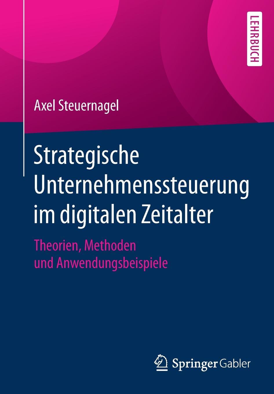 Axel Steuernagel Strategische Unternehmenssteuerung im digitalen Zeitalter. Theorien, Methoden und Anwendungsbeispiele цена и фото