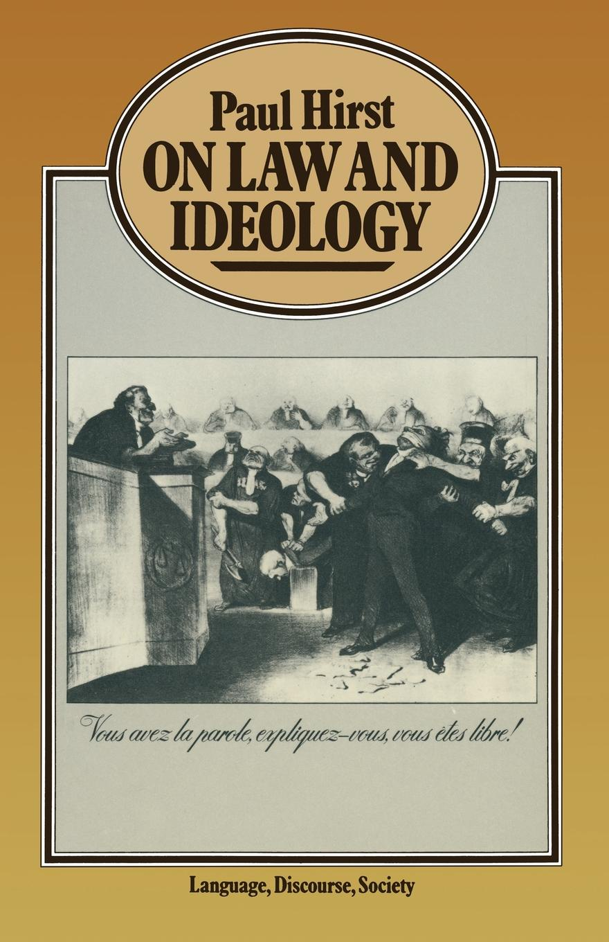 Paul H. Hirst On Law and Ideology