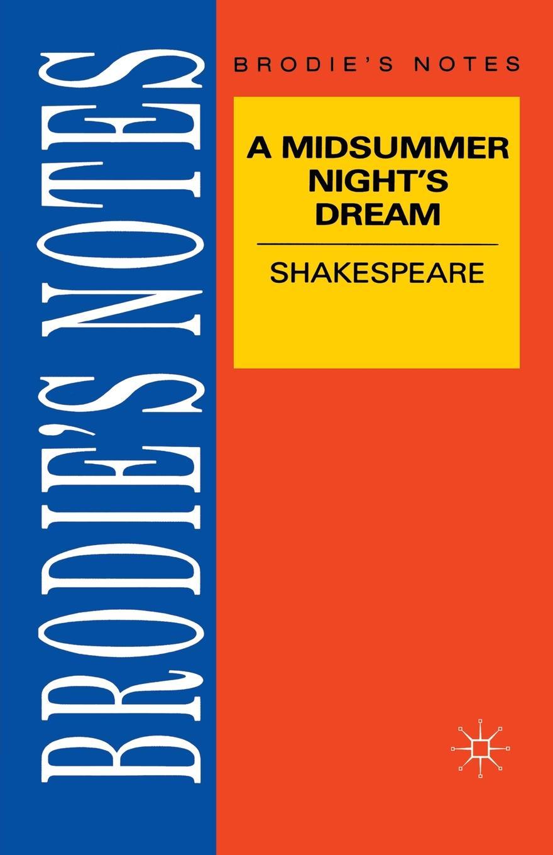 NA NA Shakespeare. A Midsummer Night's Dream a midsummer night s dream level 3 cd