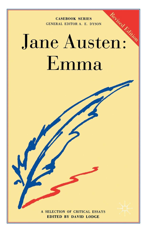 David Lodge Jane Austen. Emma