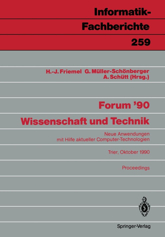 Forum '90 Wissenschaft und Technik forum