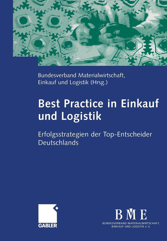 """Best Practice in Einkauf und Logistik Книга""""Best Practice in Einkauf und Logistik""""...."""