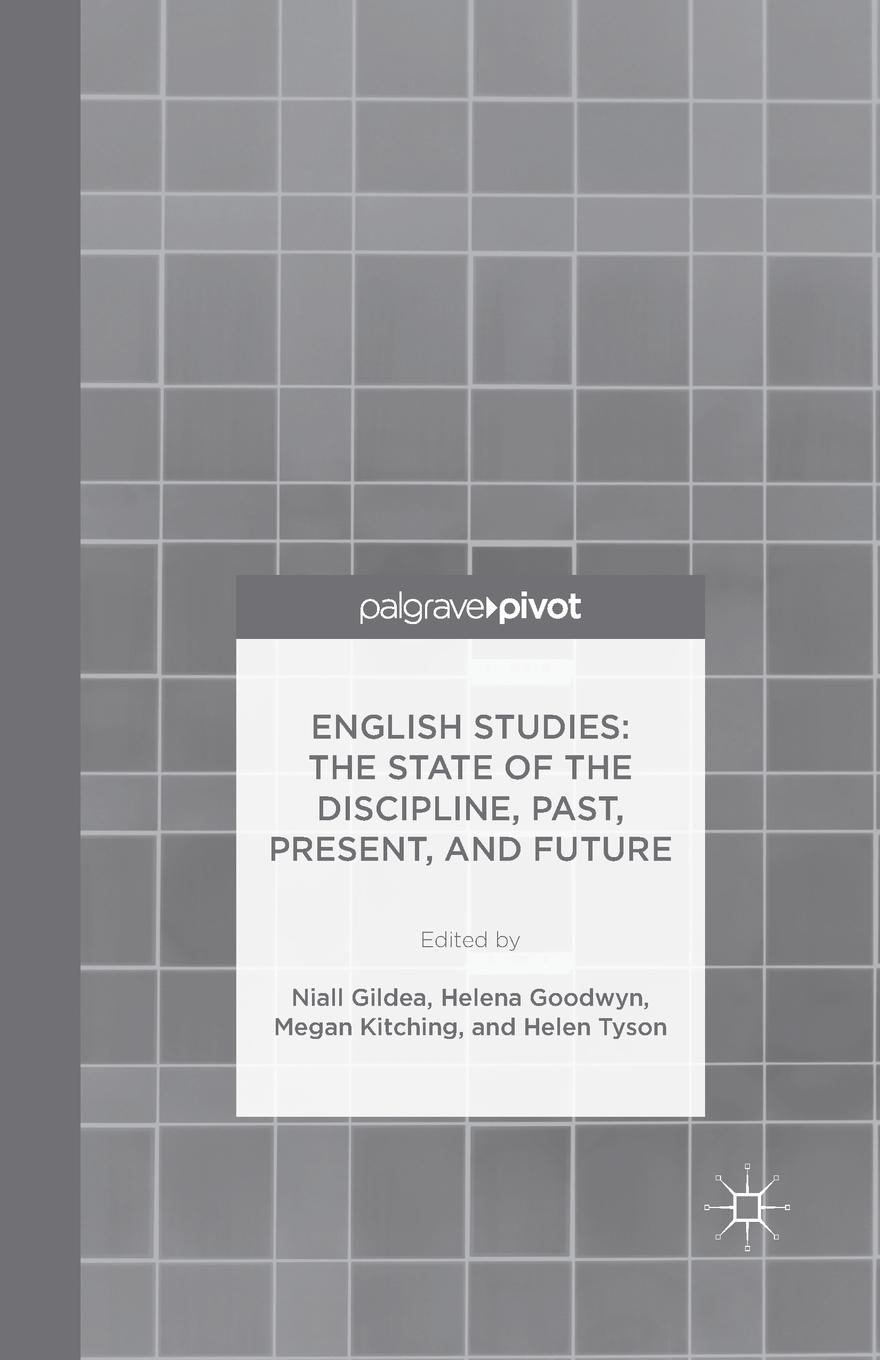 English Studies. The State of the Discipline, Past, Present, and Future anastasia novykh predictions of the future and truth about the past and the present
