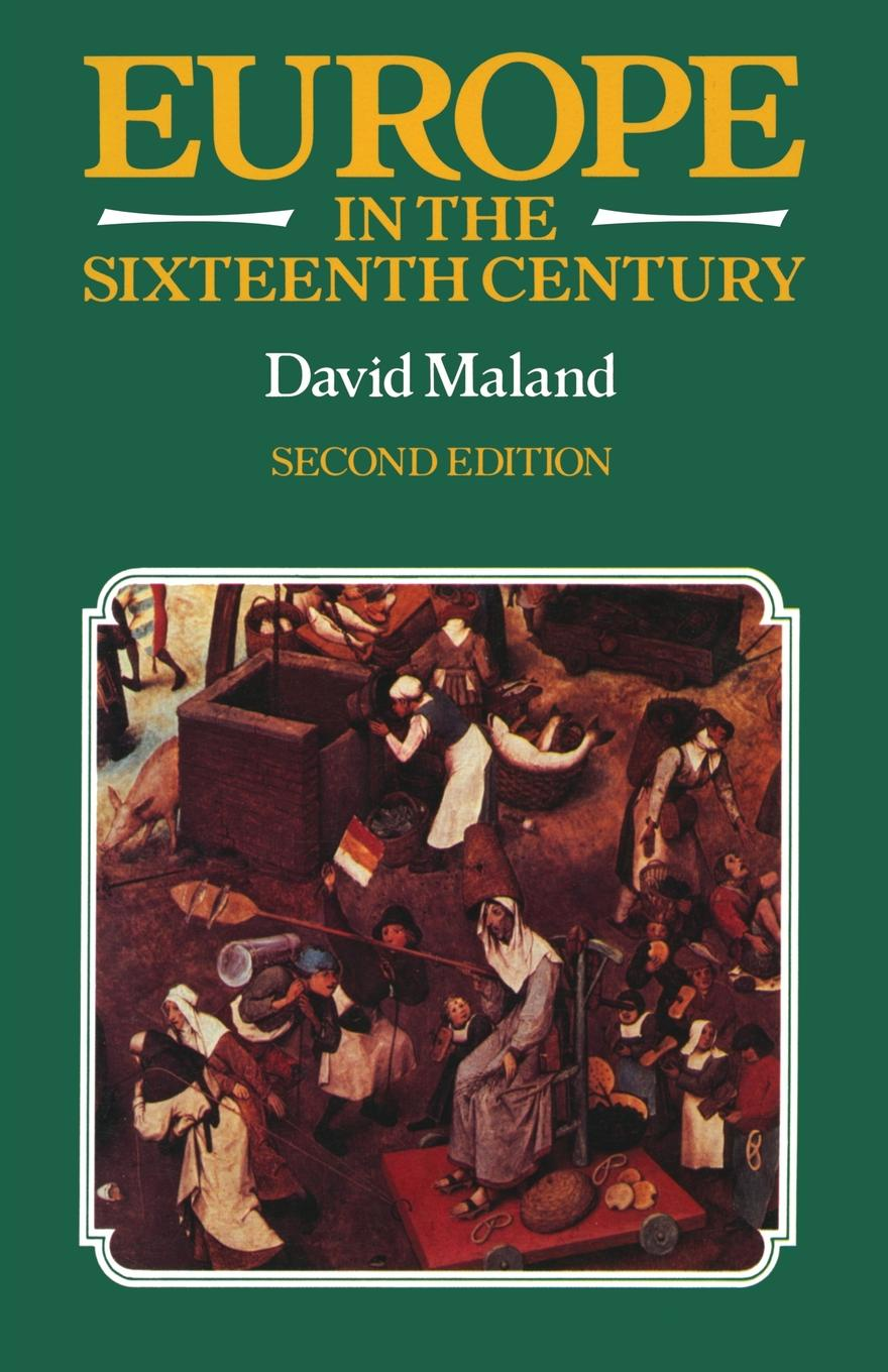 David Maland Europe in the Sixteenth Century shoes 8 5 in europe