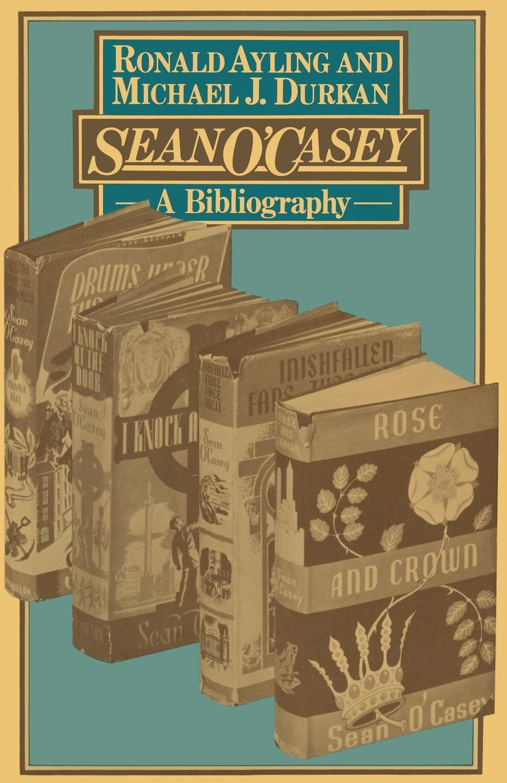 Sean OCasey. A Bibliography