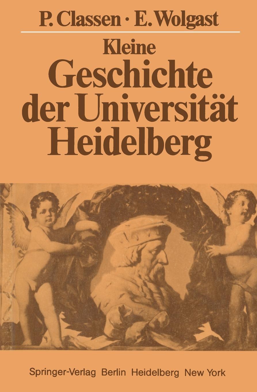 цены Kleine Geschichte der Universitat Heidelberg