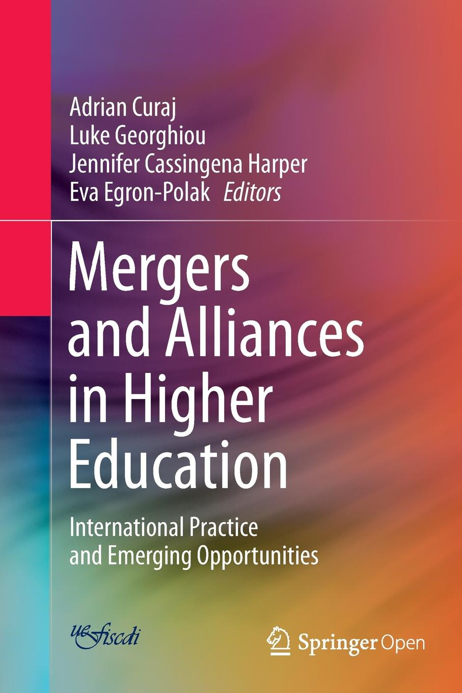 Mergers and Alliances in Higher Education. International Practice and Emerging Opportunities mezirow jack transformative learning in practice insights from community workplace and higher education