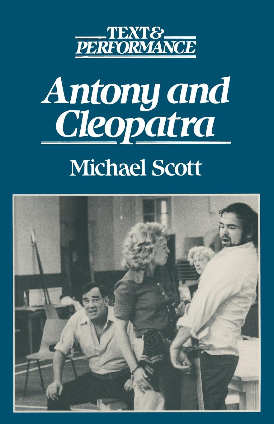 Фото - Michael Scott Antony and Cleopatra michael scott mindwalks