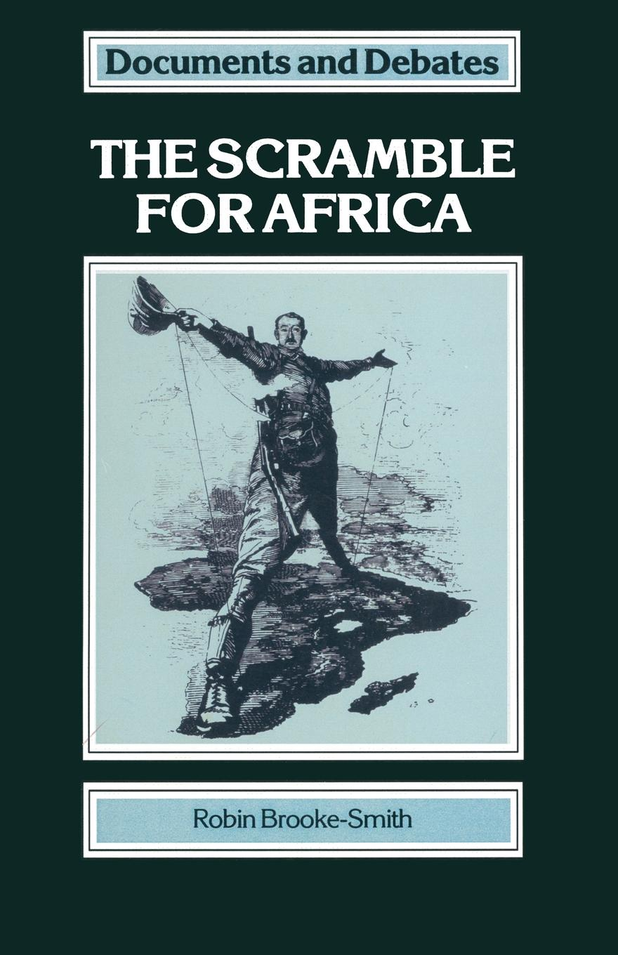 The Scramble for Africa ion miclea africa