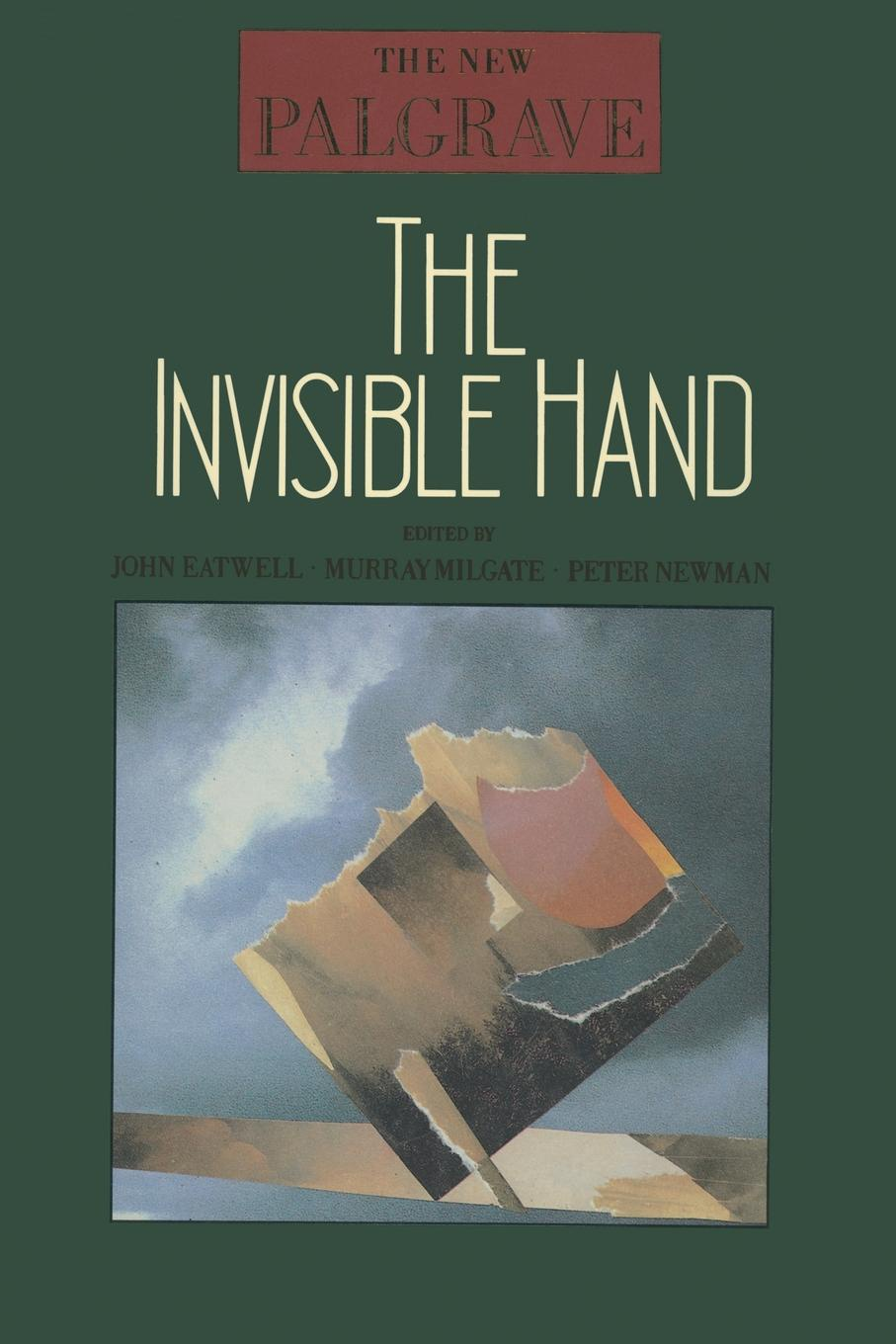 The Invisible Hand julian le grand the other invisible hand delivering public services through choice and competition