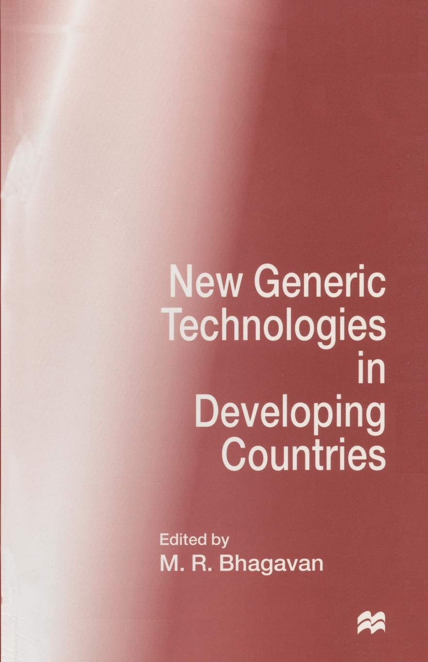 New Generic Technologies in Developing Countries optimal health strategy in poorest developing countries