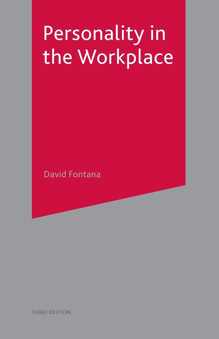 David Fontana Personality in the Workplace dr debra stewart finding the good in the workplace bully