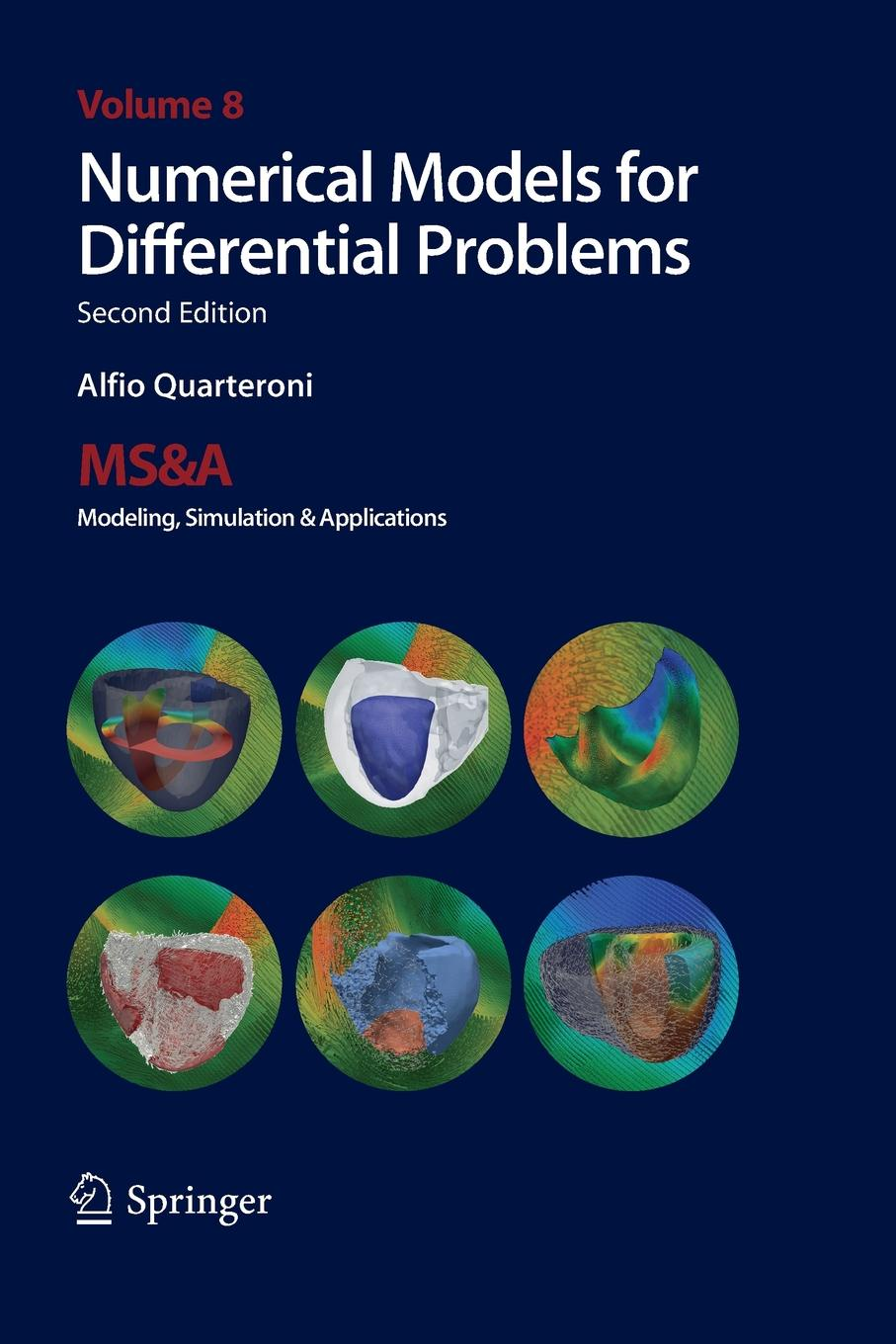 цены на Alfio Quarteroni Numerical Models for Differential Problems  в интернет-магазинах