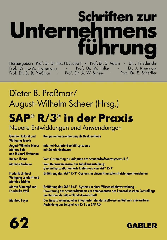 SAP. R/3. in der Praxis r 3