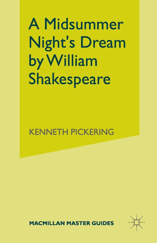 Kenneth Pickering Shakespeare. A Midsummer Night's Dream a midsummer night s dream level 3 cd