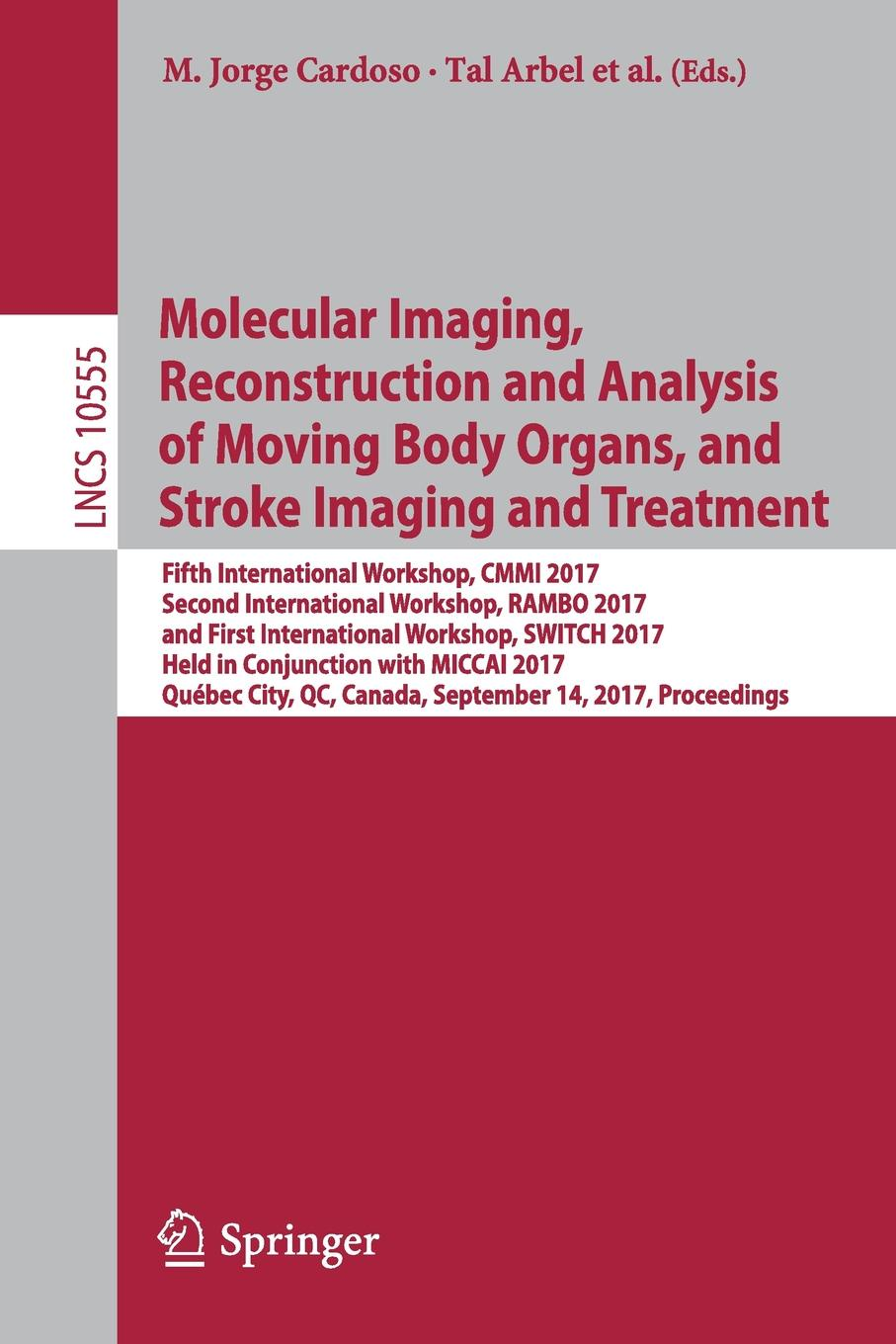 Molecular Imaging, Reconstruction and Analysis of Moving Body Organs, and Stroke Imaging and Treatment. Fifth International Workshop, CMMI 2017, Second International Workshop, RAMBO 2017, and First International Workshop, SWITCH 2017, Held in Conj... devil s workshop